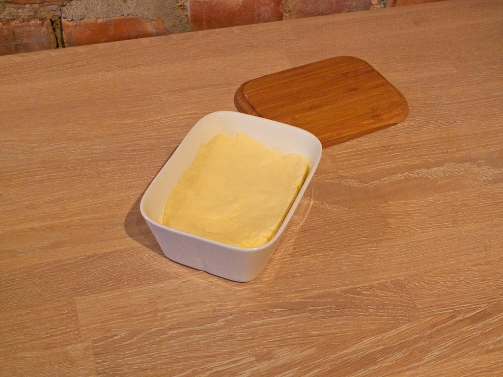 Smør i boks