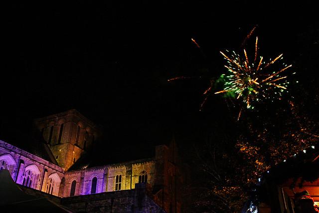 lanterns fireworks