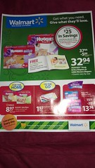 Huggies Walmart Flyer