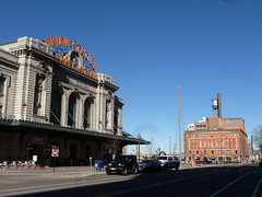Union Station and Ice House