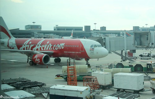 Low cost: a experiência de voar Air Asia