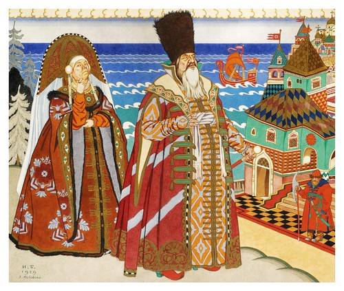 022-Tsar Saltan and Babarikha-fuente Wikimedia Commons
