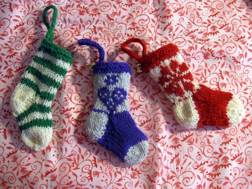2011 Christmas Stockings