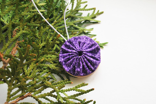 yoyo ornament