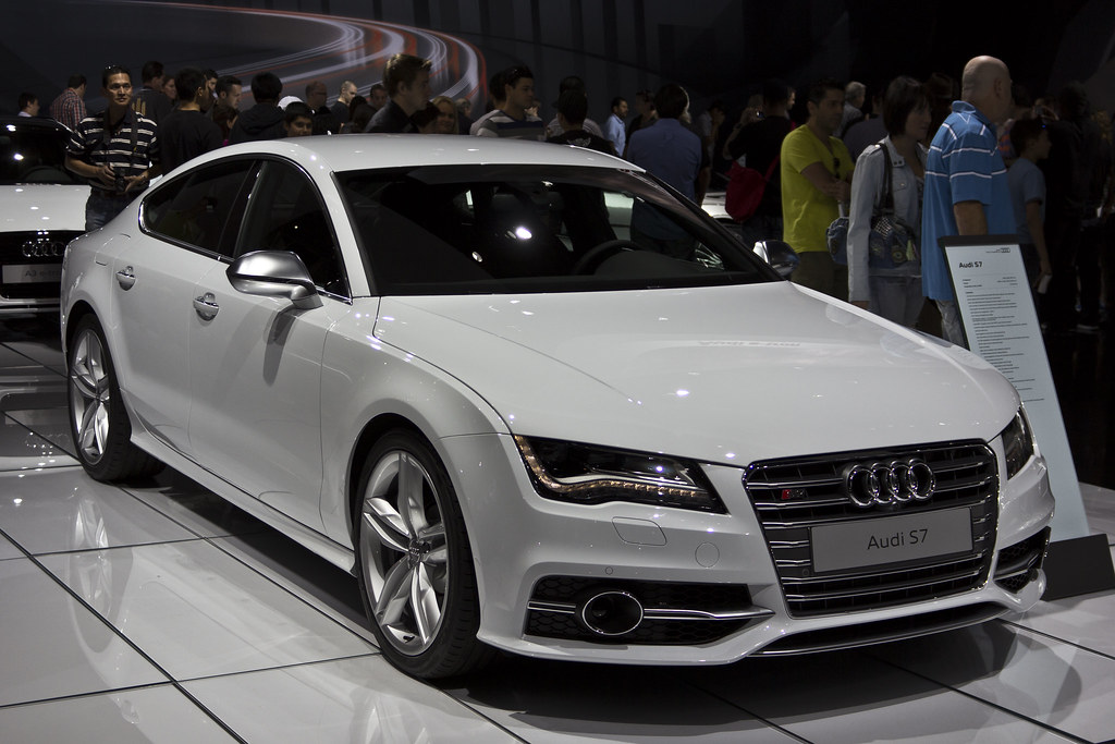 VWVortex.com - Which looks better? S7 or S5 Sportback?