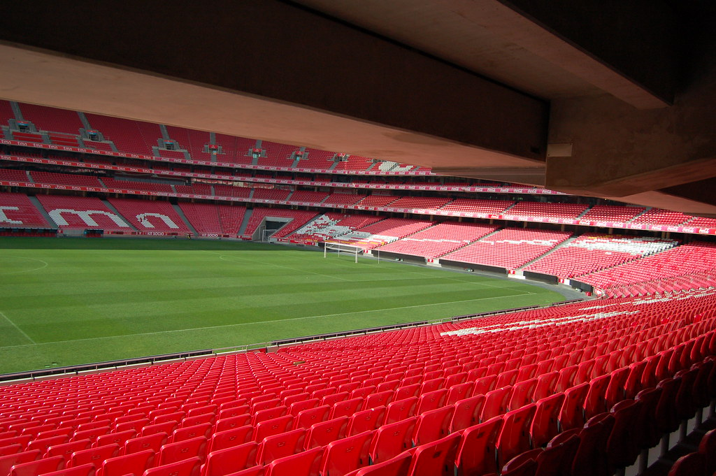 for Piso 0 estadio da luz