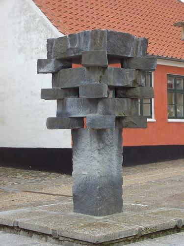 HEIDE, Erik. Vandkunst, 1985: