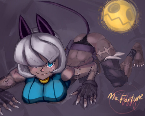 Ms. Fortune by ポ介