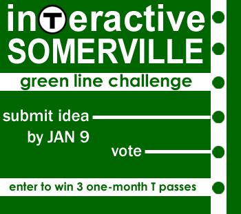 inTeractive Somerville Green Line Challenge