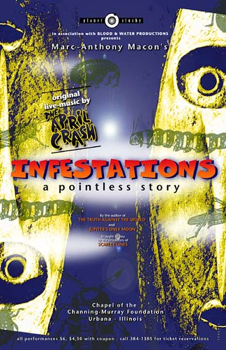 Infestations Poster