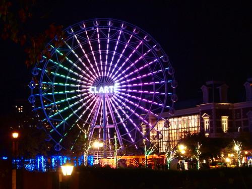 Ferris Wheel by midori no yume 256