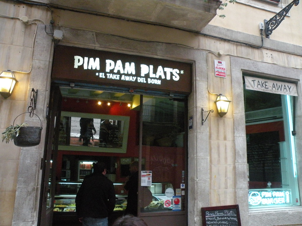 Pim Pam PLats