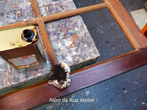 Como reciclar janela de demolição, com passo a passo