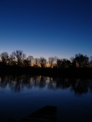 sunrise river croatia kupa hrvatska sisak svitanje letovanic letovanić 112010 lekenik