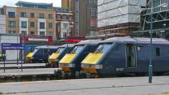 UK Railways - AC Electrics