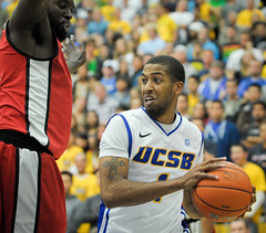 UCSB Men's Basketball @ Cal Poly