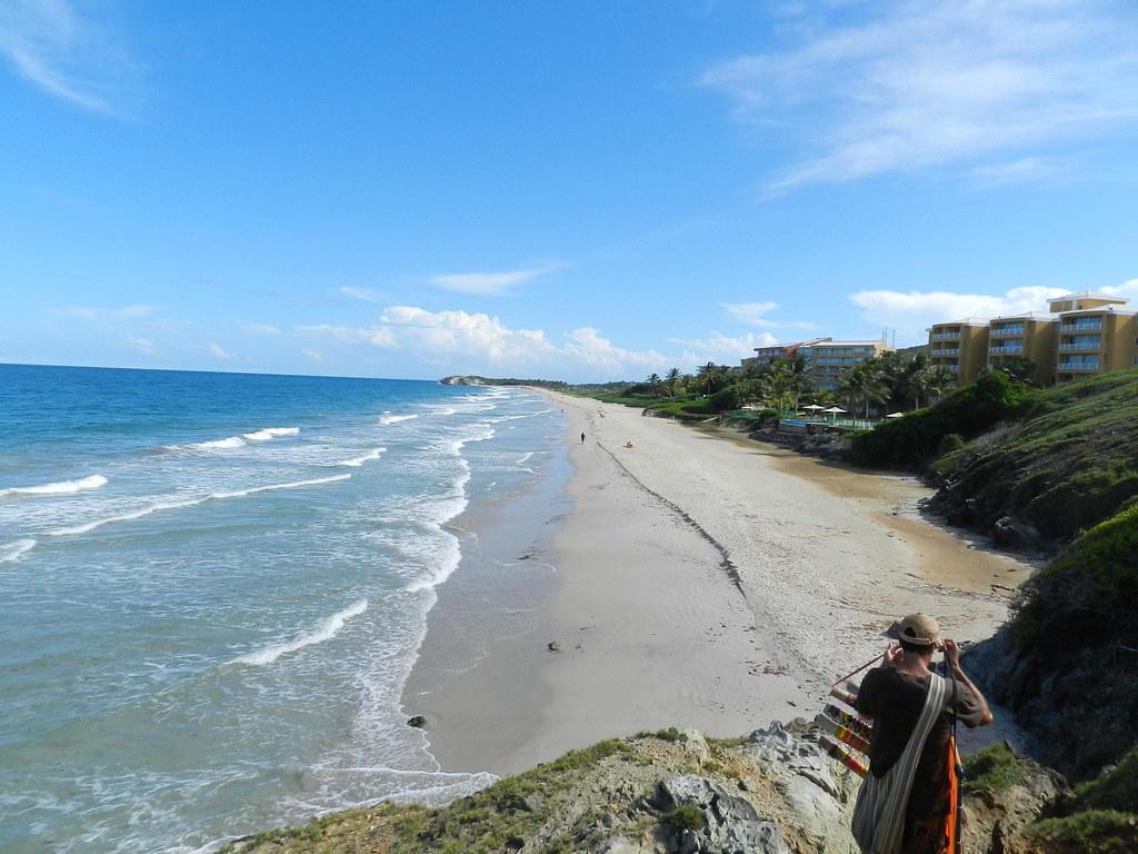 Playa Parguito маргарита