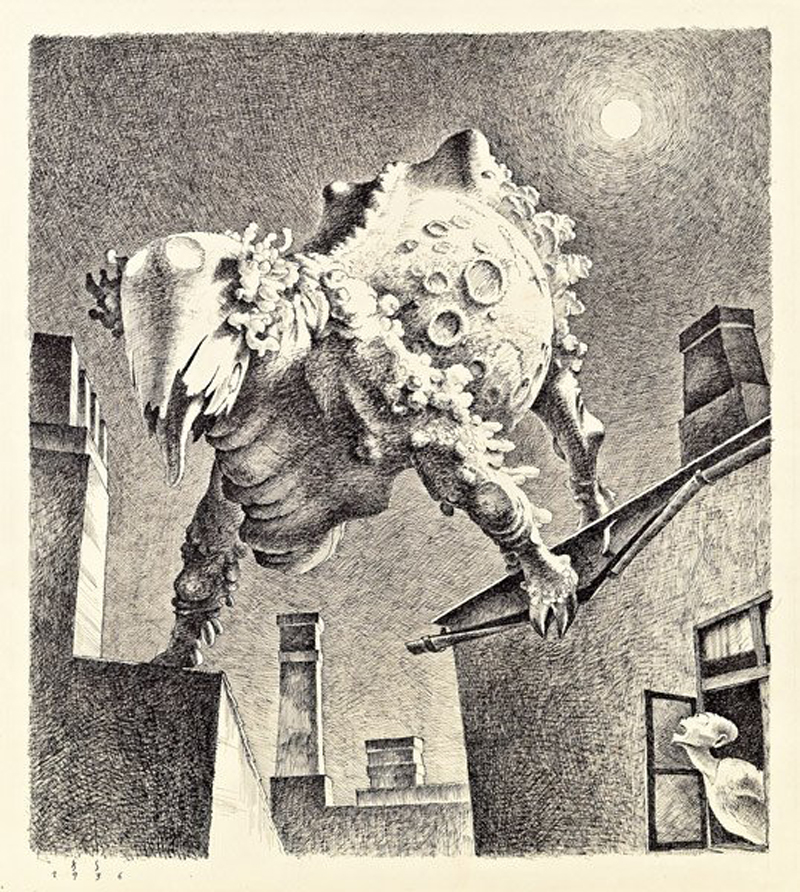 Franz Sedlacek - The Moon Calf, 1936