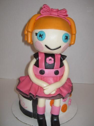 La la loopsy cake by Cake Maniac