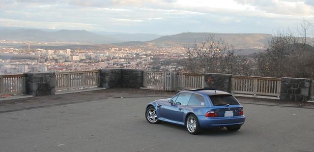 S50B32 M Coupe | Estoril Blue | Estoril Blue/Black