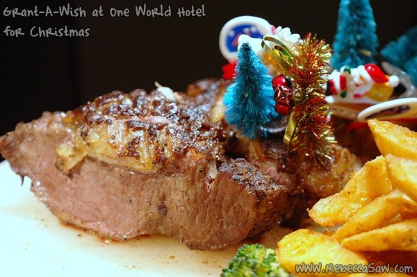 One World Hotel - Christmas dinner-1