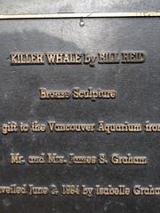 Killer Whale Bill Reid