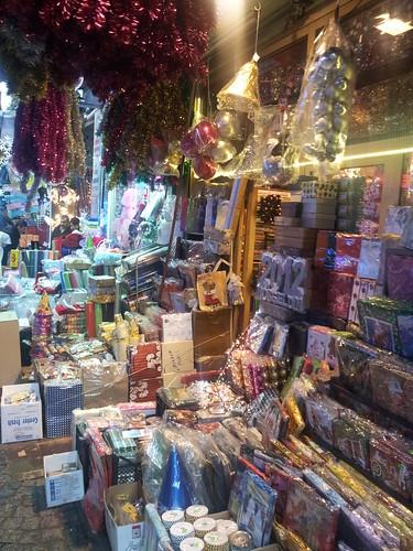 Karácsony Isztambulban