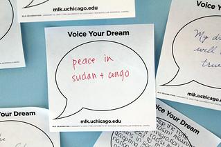 Peace in Sudan & Congo