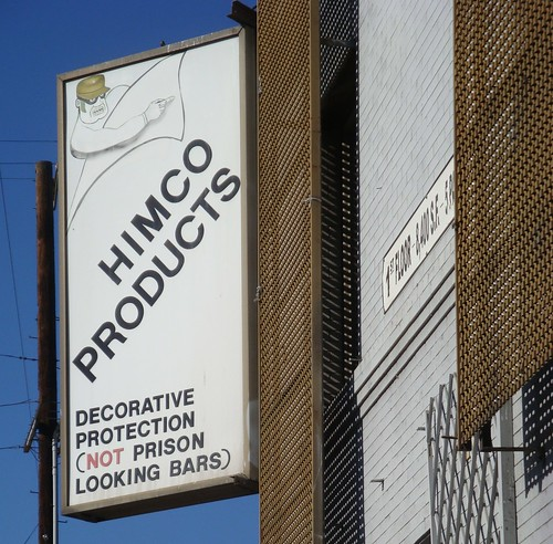 Himco sign