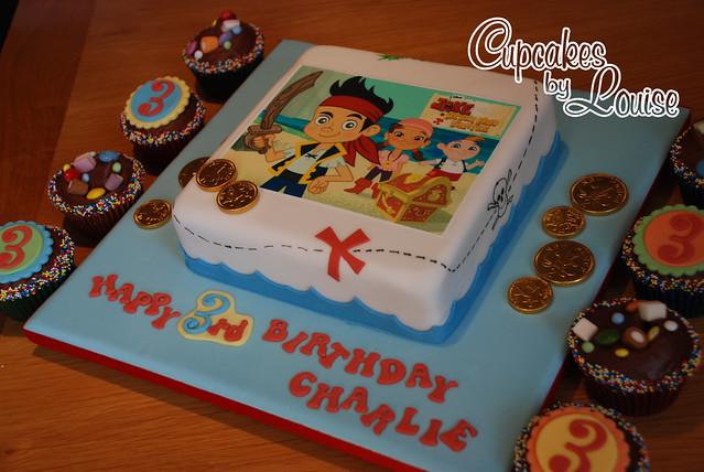 jake and the neverland pirates cake walmart - photo #7