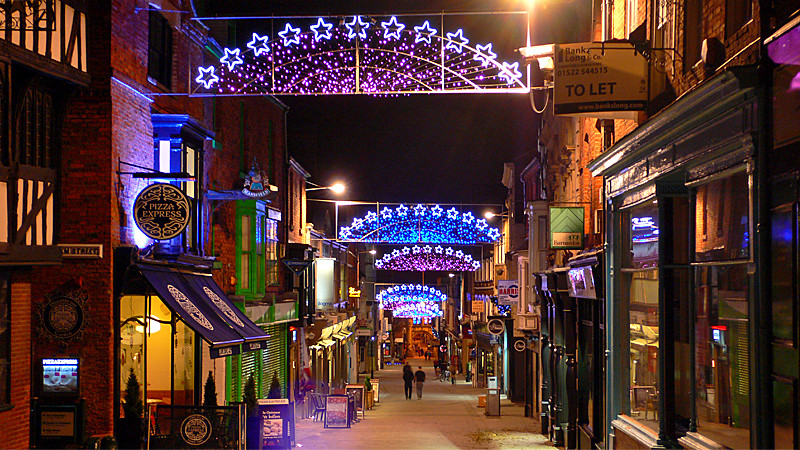 Christmas on the High Street