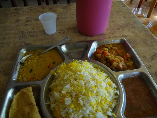 Restaurante Musandam em Khasab Omã