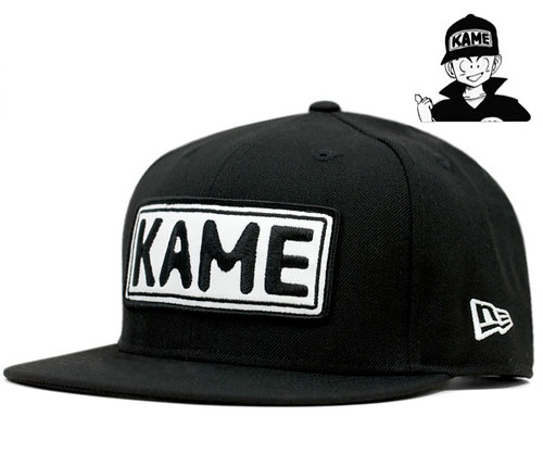 NEWERA×DRAGON BALL KAME OB BLACK