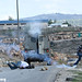 One critically injured in Nabi Salih demonstration, West Bank, 09.12.2011