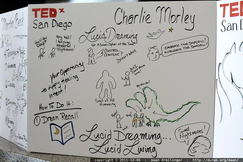 graphic recording by Jeannel King at TEDxSanDiego    MG 3750