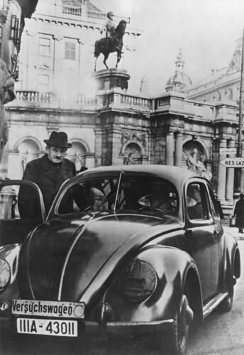 Ferdinand Porsche photo