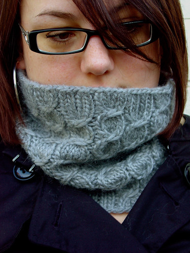 Coupled Cowl: Gray