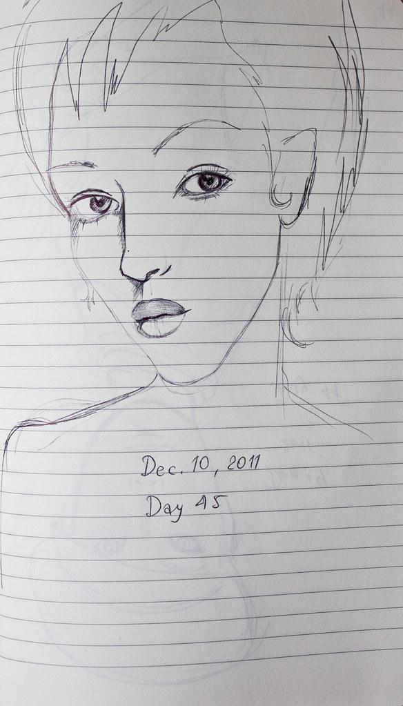 Day 45 | Dec. 10, 2011 | --