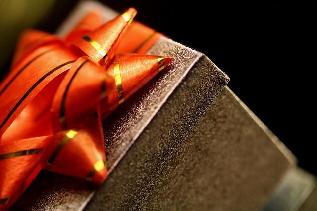 Christmas Present Corner
