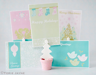 Christmas cards from Kids & Babies design