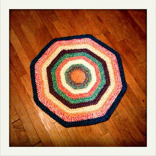 rug progress