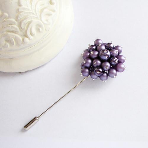 hatpins / shawl brooch
