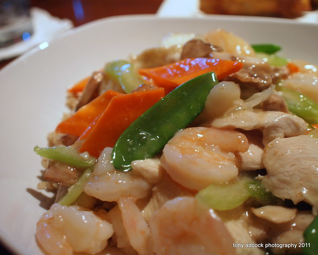 Moo Goo GAI Pan http://www.flickr.com/photos/tonyadcock/6502685915/