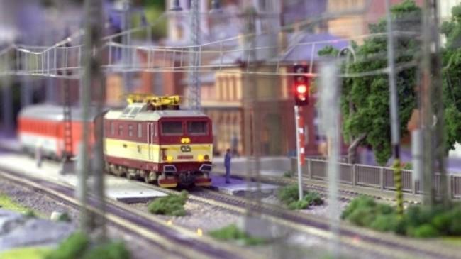 Velká vlaková show