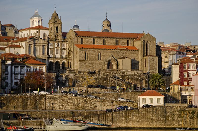igreja de s francisco porto
