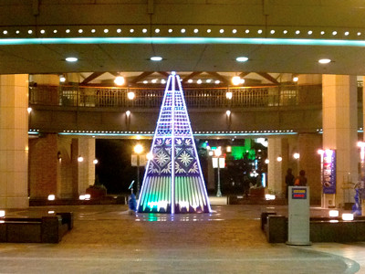 TENMA KIRIKO クリスマスタワー