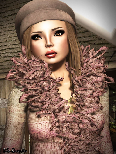 Mimikri - Aspen Cardigan - Heath & Glam Affair - Linn