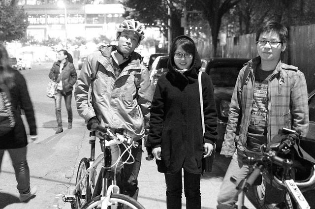 合照@骏景食街