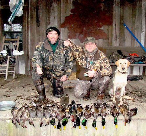 Delta Duck Hunt