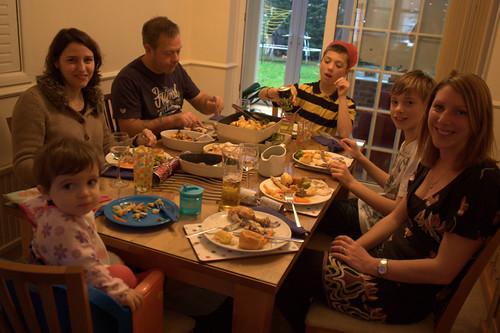 UK Family Christmas